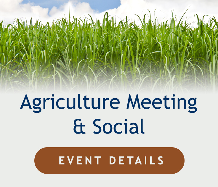 Agriculture Meeting & Social, click here for more information.